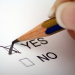 Yes-no-checkboxes