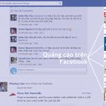 Những hình thức quảng cáo hiệu quả nhất trên mạng xã hội Facebook