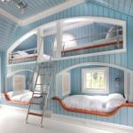 Những thiết kế giường ngủ độc và tiết kiệm diện tích 1