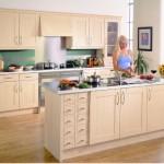 Những cách mang màu sắc vào phòng bếp